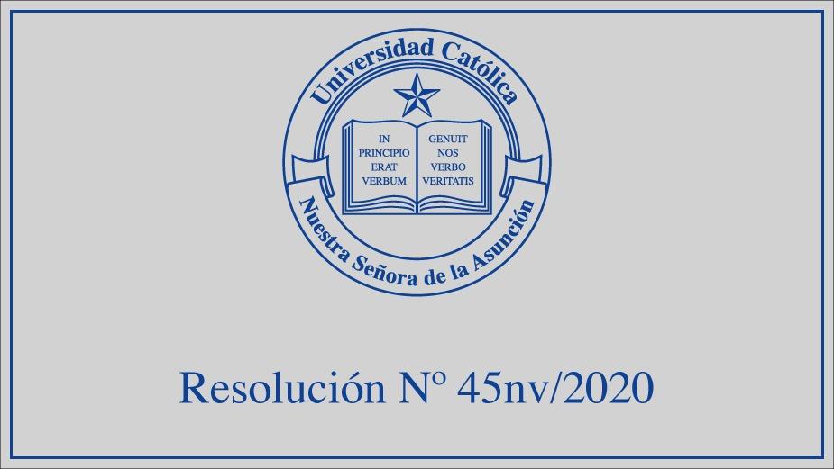 Comunicado del Rectorado de la Universidad Católica