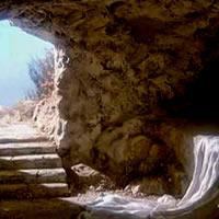 El sepulcro vacío de Jerusalén