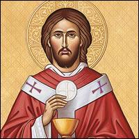 Jesús tomó el pan, dio gracias… Y se quedó conmigo para siempre