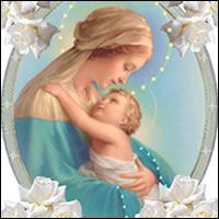 El modelo perfecto de la tierra buena es la Virgen María