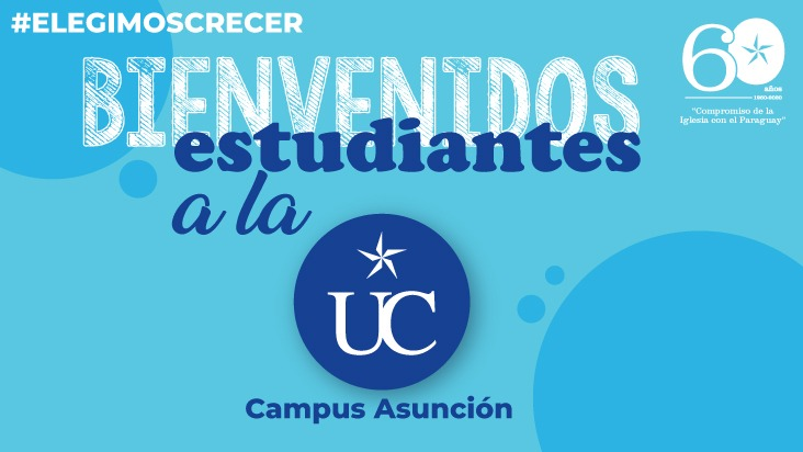 Universidad Católica Campus Asunción: Nómina de ingresantes 2020