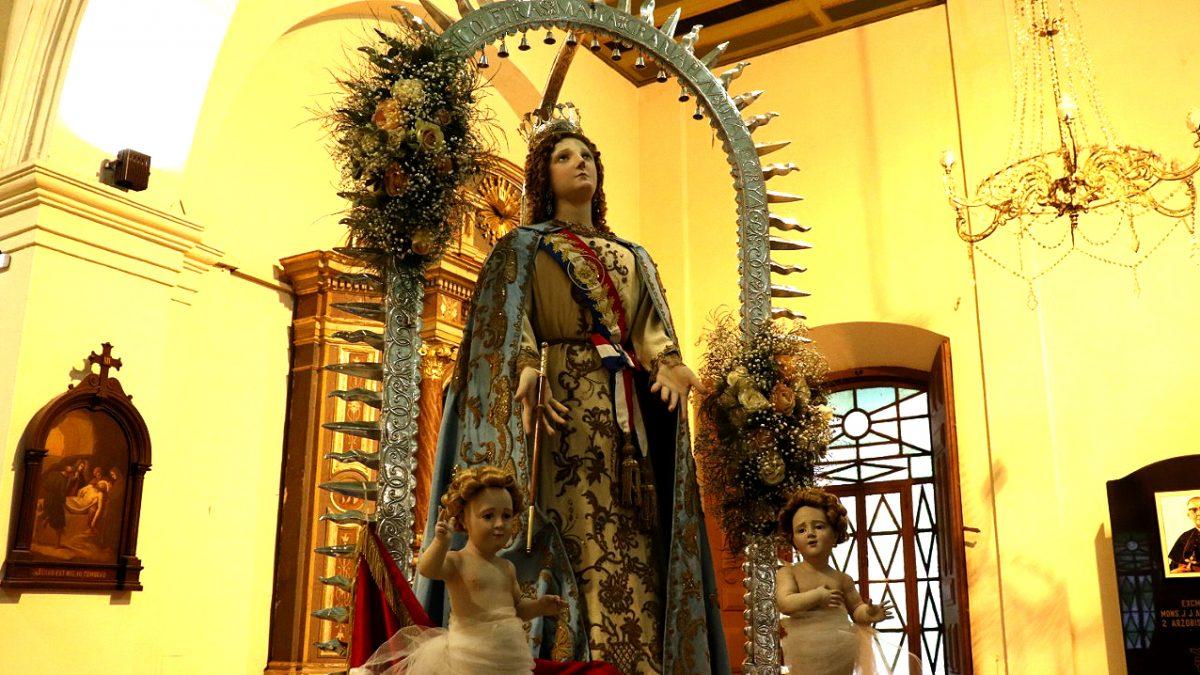 Honramos a «Nuestra Señora de la Asunción», patrona de la Universidad Católica