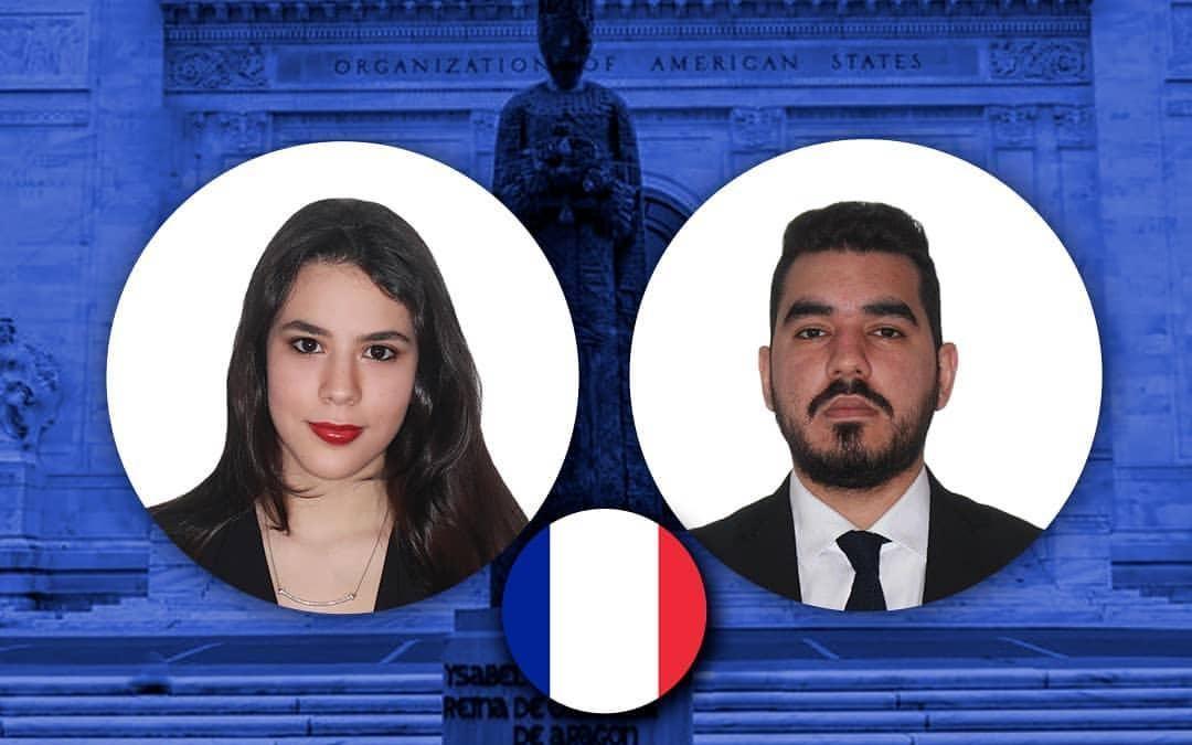Estudiantes de la UC participaron del Primer Modelo Virtual del Consejo Permanente de la OEA