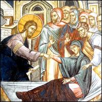 La enfermedad, puerta de Cristo
