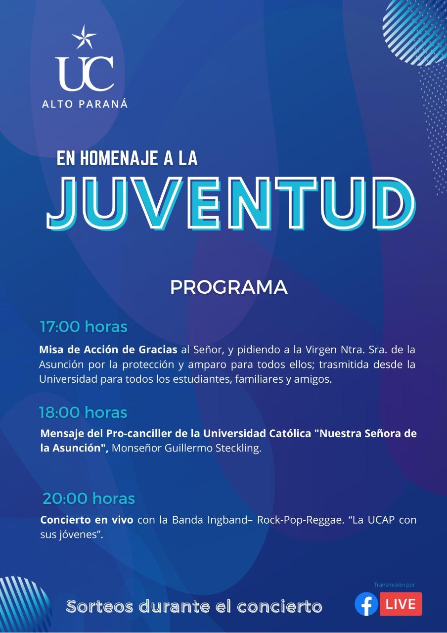 UC Alto Paraná - Semana de la juventud 2020