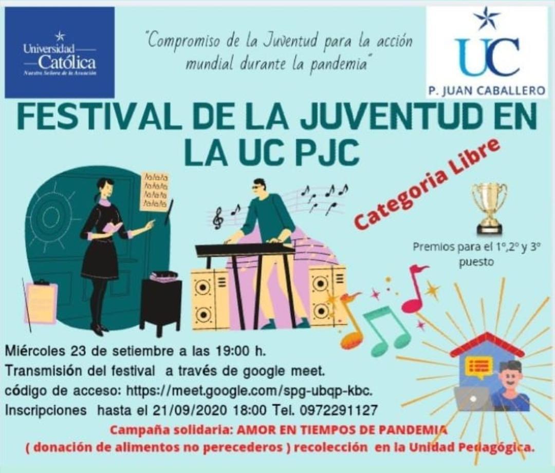 UC Pedro Juan Caballero - Semana de la juventud 2020