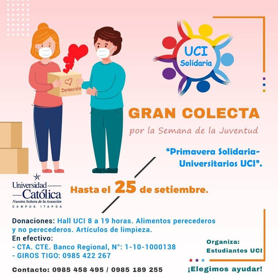 UC Itapúa - Semana de la juventud 2020