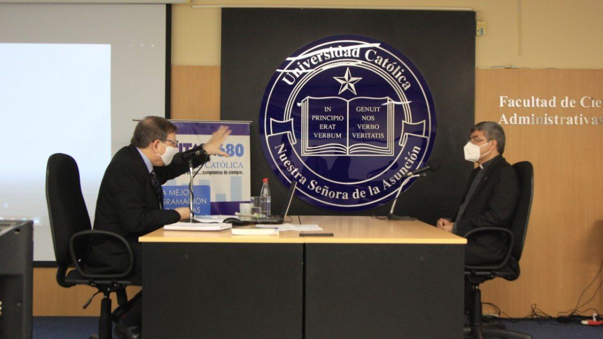 La UC plantea su compromiso de seguir aportando a la educación superior con el fundamento de la fe cristiana