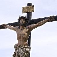 Ante Cristo muerto