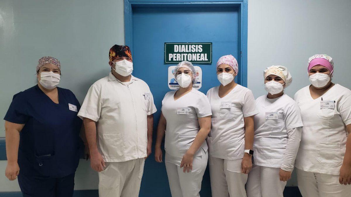 Iniciaron las Prácticas 2021 de las Especializaciones en Enfermería UC