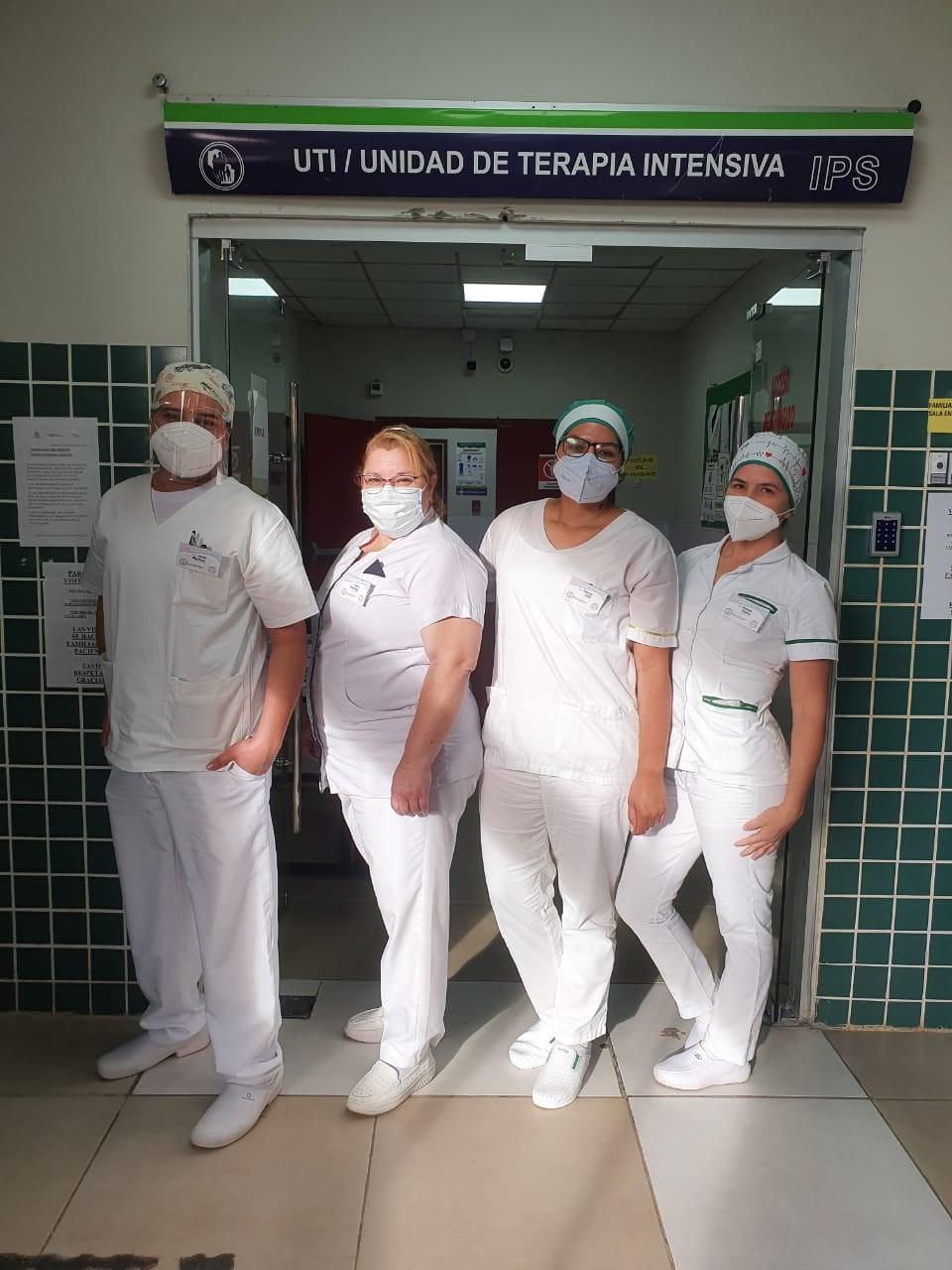 Prácticas 2021 - Especialización en Medicina Crítica IPS