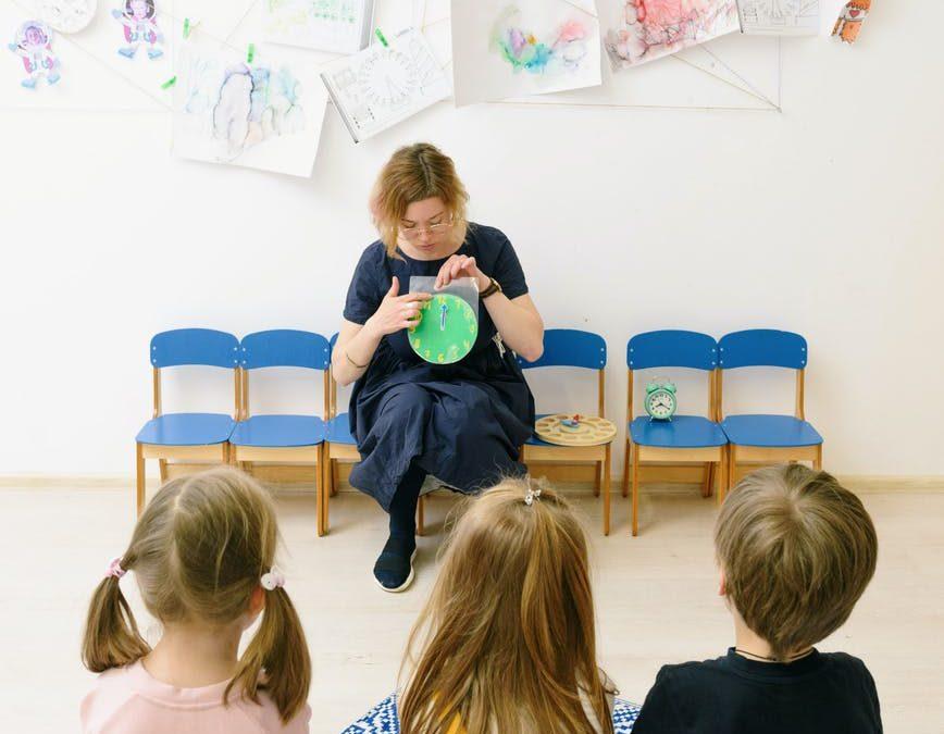 Taller «La importancia de la estimulación temprana para el aprendizaje»