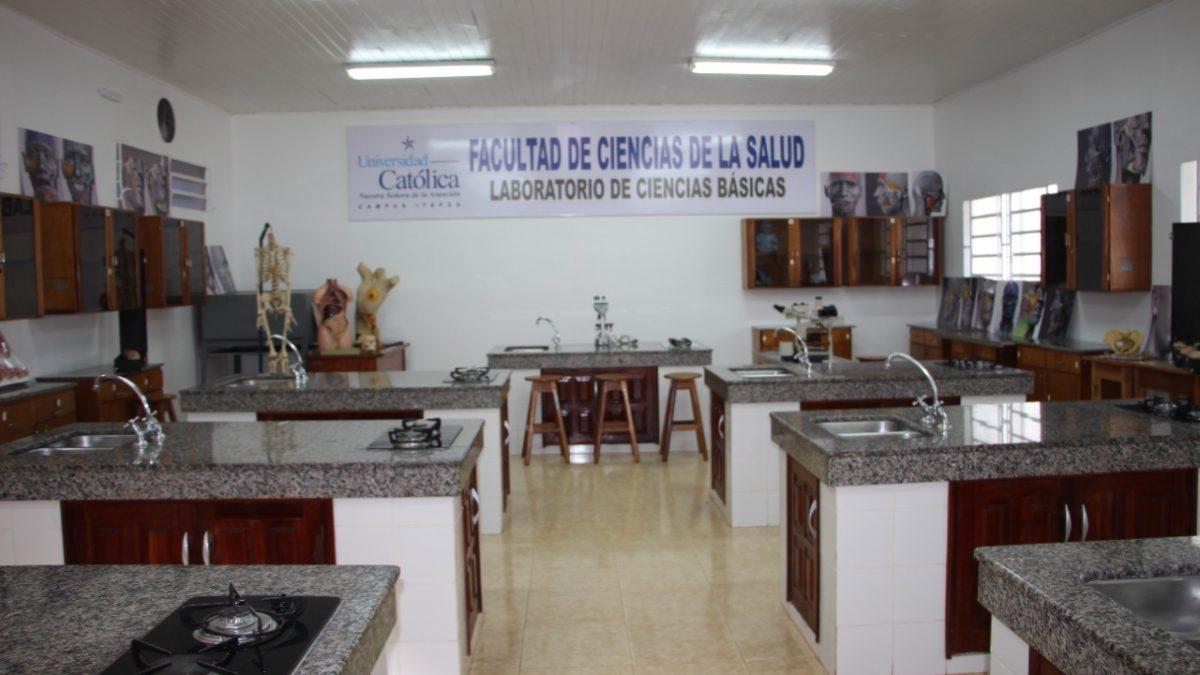 UC Itapúa inaugura laboratorio y quirófano de mediana complejidad